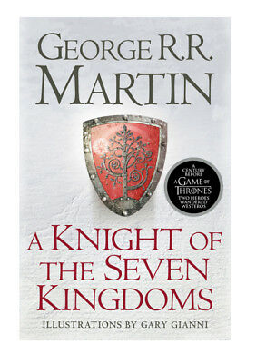 A Knight of the Seven Kingdoms by George R. R. Martin Paperback, 2017