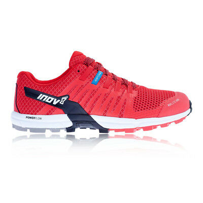 Inov8 Roclite 290 Trail Mens Red Running Sports Shoes Trainers Pumps