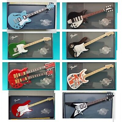 Raccolta  GUITARS OF THE STARS : Lennon , Elvis , Page , Clapton , Gallagher