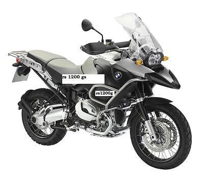 Manual Officina BMW R1200 GS 2004 -> 2012  Repair Taller Atelier All Models