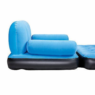 Inflatable Air Double Bed Couch Blow Up Mattress with Pump air bed Sofa