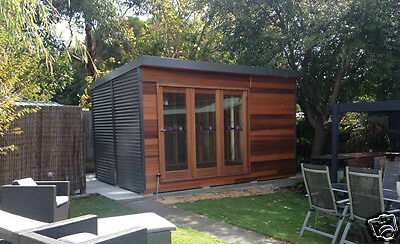 Garden Studio/Art & Craft Studio/Workshop/Home Office/Outdoor Room/Shed/ DIY Kit