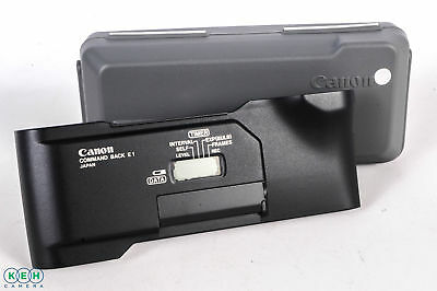 Canon Command Back E1 (for EOS 1/1N/1N RS)