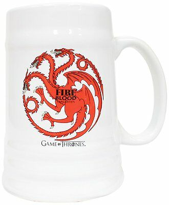 Game of Thrones Stein Ceramic Fire and Blood Targaryen Action Figure
