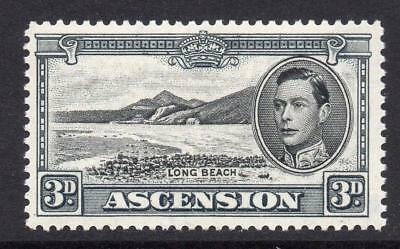 Ascension 3d Stamp c1938-53 Mounted Mint SG42b Perf 13
