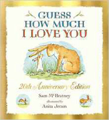 Guess How Much I Love You, New, McBratney, Sam Book
