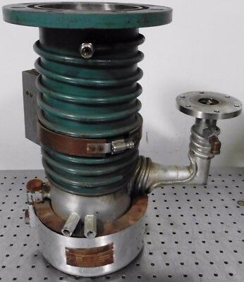 G143425 National Research Corp. NRC 0161 Vacuum Diffusion Pump