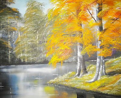 Original Oil Painting on stretched canvas direct from the artist Kevin Richards