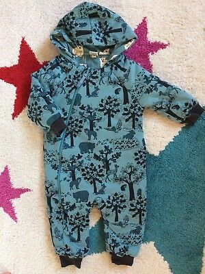 SMAFOLK Turnable Suit Overall Gr.68 NEU