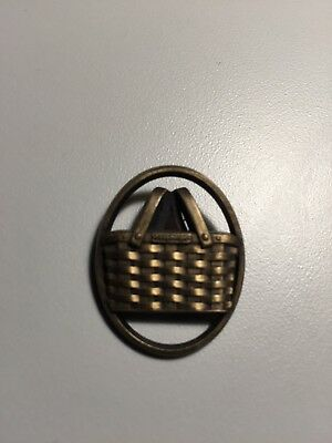 "Longaberger ""BRONZE HOME CONSULTANT PIN"""