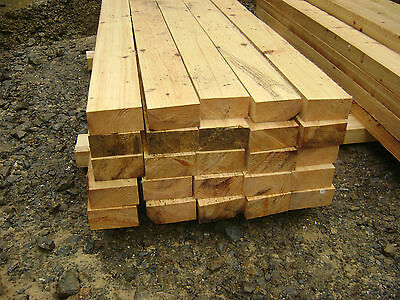 20 x 2.4m Softwood Sleepers untreated.(garden, steps,decking)        £10 each!