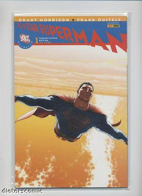 ALL STAR SUPERMAN (deutsch) # 1 VARIANT - Lim. 555 Ex - MORRISON - PANINI 2006