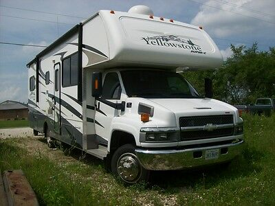 2009 Gulf Stream Yellowstone Super C Motorhome