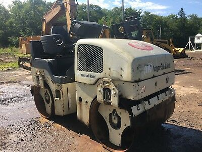 Ingersoll Rand DD-24 Compactor Roller MECHANIC SPECIAL