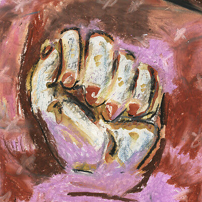 Krill A Distant Fist Unclenching New Sealed Vinyl Lp & Mp3 In Stock