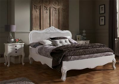 Provence Rattan Bed Frame - LFE - King Size Bed Frame Only