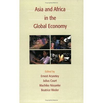Asia and Africa in the Global Economy-ExLibrary