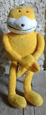 """Very Large Flat Eric Mr Oizo Levi 501s Ad 35"""" Soft Toy Italy Rare"""