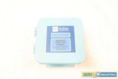 Air Monitor Corporation Veltron Fet-1-8-26 1000I 0-5.5In-H2O Transmitter D578824