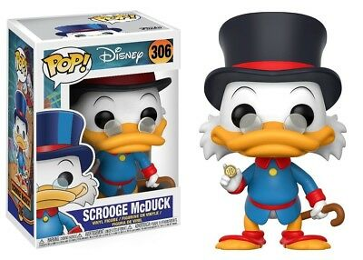 Funko - POP Disney: DuckTales - Scrooge McDuck Brand New In Box