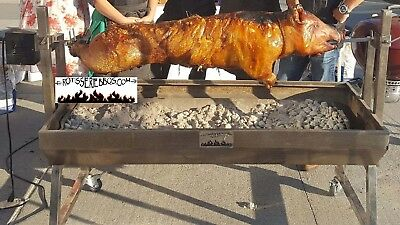 ROTISSERIE MOTOR FOR WHOLE PIG / LAMB HEAVY DUTY  200 lbs