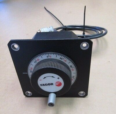 Fagor Manual Pulse Generator 100E 09-8095962 10B, From Cut King Vmc-916