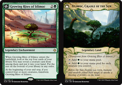 Growing Rites of Itlimoc // Itlimoc, Cradle of the Sun - MTG Ixalan - NEW