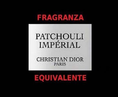 FRAGRANZA EQUIVALENTE PATCHOULI IMPèRIAL CHRISTIAN DIOR 100ml