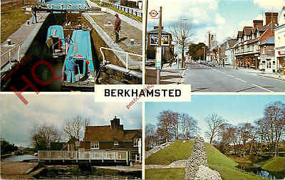 Picture Postcard- Berkhamsted (Multiview)