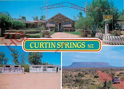 Picture Postcard- Curtin Springs (Multiview)