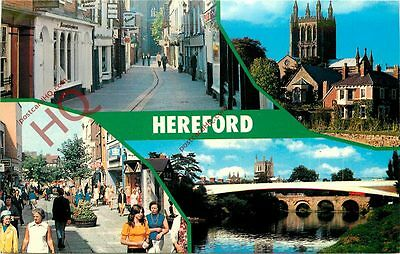 Picture Postcard- Hereford (Multiview)