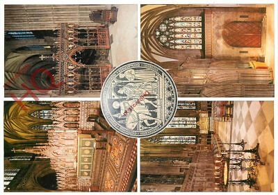 Picture Postcard- Lichfield Cathedral (Multiview)