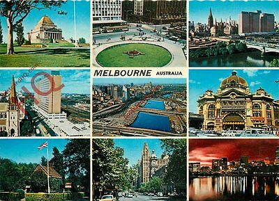 Picture Postcard- Melbourne (Multiview)