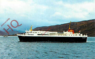 Picture Postcard- THE ULLAPOOL/STORNOWAY FERRY
