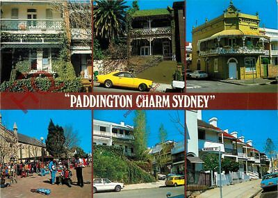 Picture Postcard- Sydney, Paddington Charm
