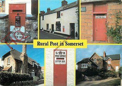Picture Postcard: Rural Post in Somerset (multiview)