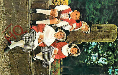 Picture Postcard: Welsh National Costume