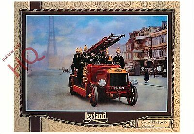 Picture Postcard::BLACKPOOL FIRE ENGINE, LEYLAND FE [MAYFAIR]