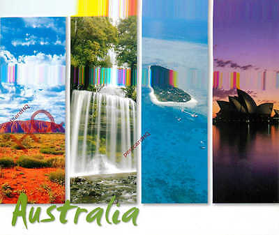 Picture Postcard::Australia, Symbols (Multiview)
