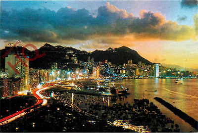 Picture Postcard::Hong Kong, Night Scene