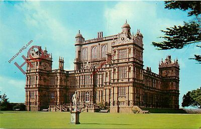 Picture Postcard::Nottingham, Wollaton Hall