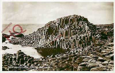 Picture Postcard:-Giant's Causeway, The Honeycomb