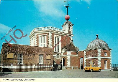 Picture Postcard:-Greenwich, Flamsteed House