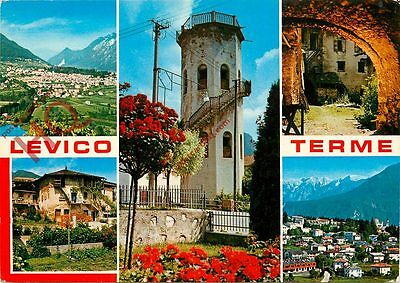 Picture Postcard-:Levico Terme (Multiview)