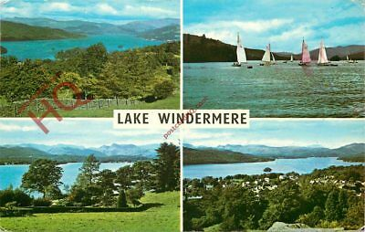 Picture Postcard:-Lake Windermere (Multiview)