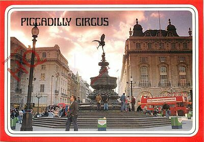 Picture Postcard-:London, Piccadilly Circus