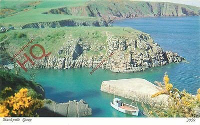 Picture Postcard-:Stackpole Quay [Archway]