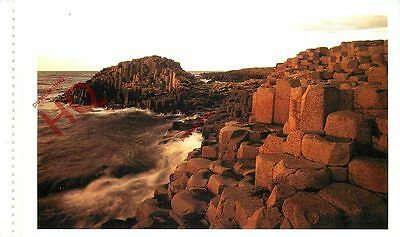 Picture Postcard:-The Giant's Causeway, Royal Mail Stamp Design