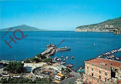 Picture Postcard-:Sorrento, The Port