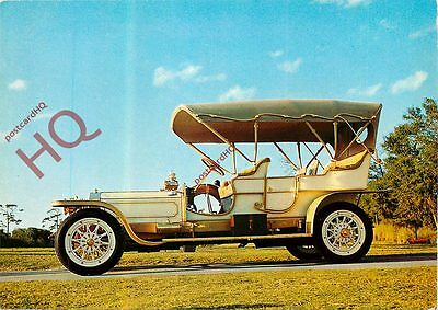 Picture Postcard; 1907 SILVER GHOST